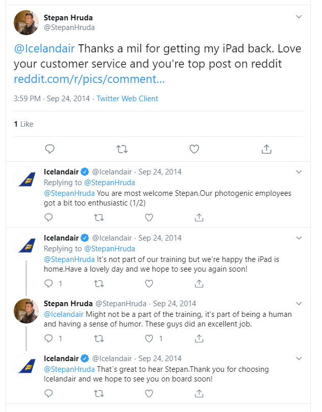 Twitter Monitoring for Airlines - Social Media for Airlines
